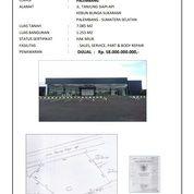 Gedung Ex Showroom PALEMBANG Lokasi Tengah Kota Strategis SHM (26651167) di Kota Palembang