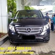 Promo Terbaru Dp20% Mercedes-Benz Vito Lombardi 2019 Dealer Resmi (26651387) di Kota Jakarta Selatan