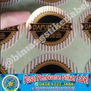 CETAK STIKER LABEL HOMEMADE (26652135) di Kab. Tegal