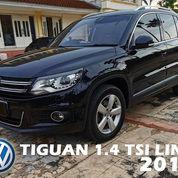 Volkswagen (VW) Tiguan TSI Highline 1.4 AT 2013 Low KM (26659091) di Kota Surabaya