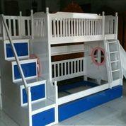 Tempat Tidur Tingkat Anak Alvina (26661215) di Kota Depok