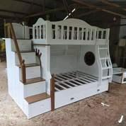 Tempat Tidur Tingkat Anak Girani (26661219) di Kota Depok