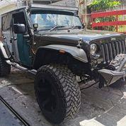 Jeep Wrangler JK Platinum 2014 DIESEL 4x4 (26661223) di Kota Surabaya