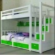 Tempat Tidur Tingkat Anak Zaltano (26671111) di Kota Tangerang