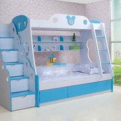 Tempat Tidur Tingkat Anak Poliva (26671135) di Kota Tangerang
