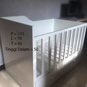 Box Bayi / Tempat Tidur Bayi (26671771) di Kota Jakarta Selatan