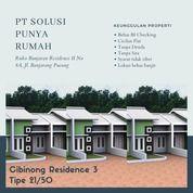 Promo Bulan Juli! Rumah Indent Tipe 21/50 Di Cibinong Residence 3 (26673583) di Kab. Bogor