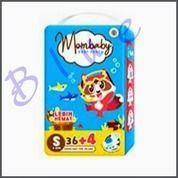 Popok Bayi Paket Hemat Mom Baby S36 (26674967) di Kota Surabaya