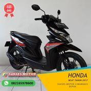 Honda Beat Esp Tahun 2017, Tinggal Pakai Pajak Panjang (26679031) di Kota Depok