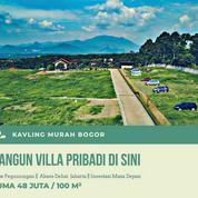 Tanah Siap Bangun Dan Bisa Untuk Berkebun View Pegunungan Indah (26681819) di Kab. Bogor