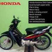 Honda Karisma 2003 Cakram (26683467) di Kab. Demak