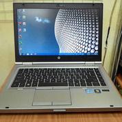 Laptop HP 8460p Core I5 ATI RADEON WIN 7 Siap Pakai (26689635) di Kota Jakarta Utara