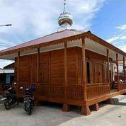 Musholla Dan Rumah Tahfiz Bongkar Pasang (26693999) di Kota Bengkulu