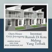 Rumah Murah Area Kampus Malang Kota (26699303) di Kota Malang