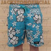 XeoPoc. Celana Pantai Pendek Surf Beach Pants Board Shorts Kolor FullPrint Motif Bunga Renang (26703787) di Kab. Bandung Barat