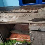 Meja Tulis Jati Lawas (26704103) di Kota Malang