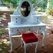 Meja Rias Cantik ( Kartini ) Cat Duco Putih (26718167) di Kota Jakarta Barat