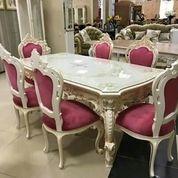 Meja Makan Voneto 6 Kursi (26718659) di Kota Depok