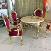 Meja Makan Vadira 4 Kursi (26718779) di Kota Depok