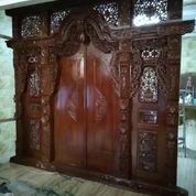 Pintu Gebyok Ukir Jepara Mewah 300x270 (26721883) di Kota Jakarta Barat