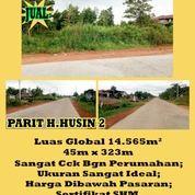 Tanah Parit H. Husin 2, Pontianak, Kalimantan Barat (26724275) di Kota Pontianak