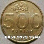 Koin Rp.500 Bunga Melati Makassar. (26726167) di Kota Makassar