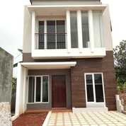 Rumah Tingkat Baru Dekat Tol Jatiasih 4zz;[ (26729839) di Kota Bekasi