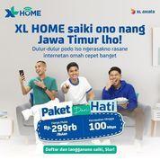 XL Home Hanya Rp299ribu/bulan (26738219) di Kota Surabaya