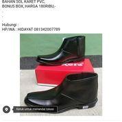Sepatu Kulit Kickers Resleting Mewah Palu Sulawesi Tengah (26743343) di Kota Palu
