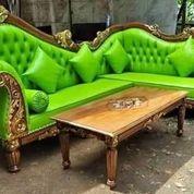 Set Sofa Tamu Jati Berkualitas 001 (26744711) di Kota Jakarta Barat