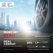 ToyotaID Ready. Set. Deal! (26744955) di Kota Jakarta Selatan
