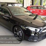 Mercedes-Benz A200 Sedan Hitam 2020 (NIK 2019) Promo Bunga 0% Dealer MercedesBenz Jakarta (26757019) di Kota Jakarta Selatan