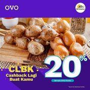 Old Chang Kee Promo OVO CLBK 20% Off (26760463) di Kota Jakarta Selatan