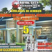 RUMAH MURAH JEMBER ROYAL CITY RESIDENCE KALIWATES (26764171) di Kab. Jember
