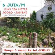 Kavling Strategis Di Joglo (26765839) di Kota Tangerang
