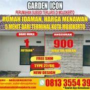 RUMAH SUBSIDI MOJOKERTO GARDEN ICON PURI (26767051) di Kota Mojokerto