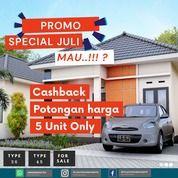 PROMO Spesial Bulan Juli Rumah Type 36 Dan 45 Pontianak   Siap Huni (26768251) di Kota Pontianak