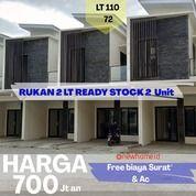 RUMAH PLUS TEMPAT USAHA (26769371) di Kota Jakarta Utara