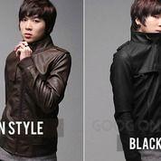 Jaket Kulit Simply Korean Style (26770095) di Kab. Bantul