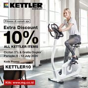 Kettler.ID Extra Discount 10% All Kettler items (26774343) di Kota Jakarta Selatan
