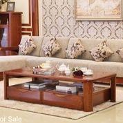 Set Sofa Tamu Jati Minimalis Gajah 321 (26774607) di Kota Jakarta Barat