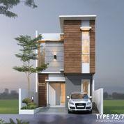 Rumah Modern 2 Lantai Di Andara Paling Murah Dekat Tol Andara Dan MRT Fatmawati (26779859) di Kota Depok