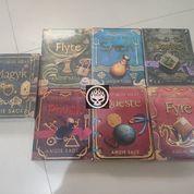 Novel Set Septimus Heap Magyk Flyte Physik Queste Syren Darke Fyre Angie Sage 7 Buku Tamat Paket (26781107) di Kab. Probolinggo