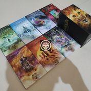 Novel The Chronicles Of Narnia Boxset Box Set - C. S. Lewis (7 Buku Tamat) Bekas Preloved Paket (26781151) di Kab. Probolinggo