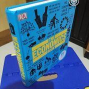 ORIGINAL HARD COVER The Economics Book Big Ideas Simply Explained DK ORI HC Buku Import Impor (26781179) di Kab. Probolinggo