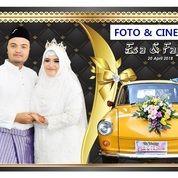 Jasa Video Shooting Clip Cinematik Foto Murah Wedding 2.45jt Jogja (26784443) di Kab. Bantul