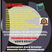 PEMBUATAN VIDEO CLIP, PHOTO PRE-WEDDING, COMPANY PROFILE, FILM IKLAN PENDEK MURAAH..PROFESIONAL (26784983) di Kab. Klaten