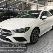 Mercedes-Benz CLA 200 AMG 2020 Putih Promo Dealer MercedesBenz Jakarta (26792475) di Kota Jakarta Selatan