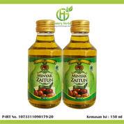 Minyak Zaitun Extra Virgin Al Ghuroba 150ml (26794515) di Kota Semarang