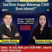 Seminar Online Bisnis Internet (26794567) di Kota Jakarta Pusat